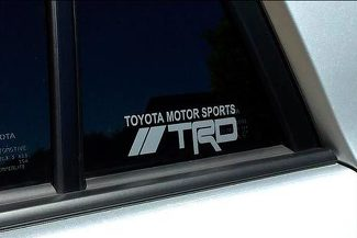 Toyota Motor Sports Sticker Decal
