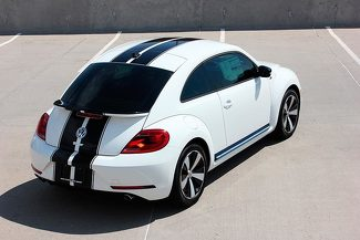 2012-2016 Volkswagen Beetle Rally Stripe Kit