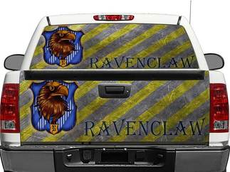 Ravenclaw Harry Potter House Rear Window OR tailgate Decal Sticker Pick-up Truck SUV Car