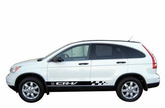 Decals Honda CRV #2