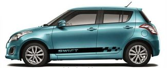 Sticker Set Suzuki Swift