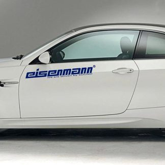 RACING SPONSORS DECAL STICKER EISENMANN 1