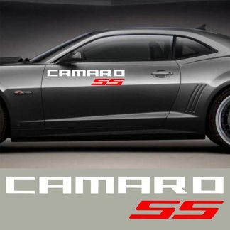 CHEVROLET CAMARO MOTOR SPORTS DECAL STICKER