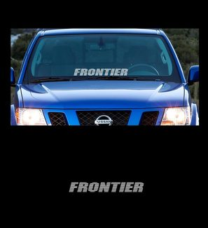 Frontier Front Windshield 23