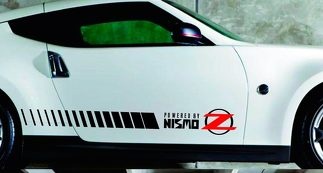 Decal Vinyl Fits NISSAN 350Z, 370Z, 300ZX, 240Z or Any Z Series 2006 and UP