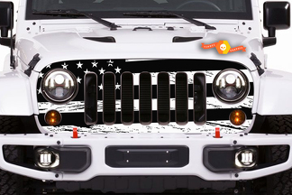 Product Straight Splash Graphic Decal For 07 17 Jeep