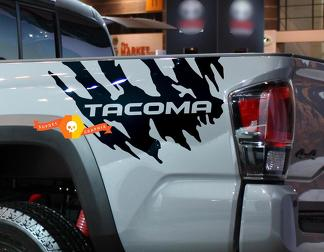 Decal Sticker Side tailgate kit for TOYOTA TACOMA 2004-2020 offroad