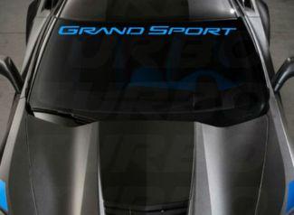 Chevy Corvette Grand Sport c7 Windschutzscheibenaufkleber c5 c6 c7