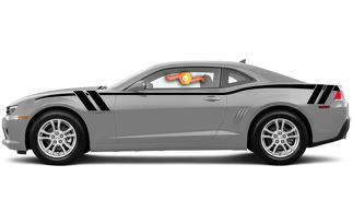 CHEVROLET CAMARO (2010-2015) CUSTOM VINYL DECAL KIT - FULL BODY STRIPE