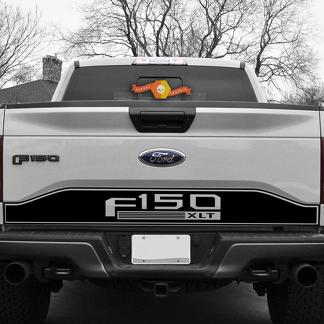 FORD F-150 (2015-2017) VINYL DECAL WRAP KIT - F-150 TAILGATE