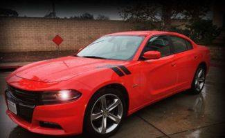 Dodge CHARGER Hash Style Stripes 2015 2016 2017 MOPAR SRT 392 R/T daytona 2018