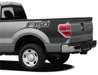 Fits FORD Vinyl Racing Bed Side Stripe F150 Decal F-150 Sticker RP004