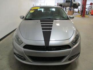 2013-2017 Dodge Dart Strobe Hood Streifen Aufkleber Aufkleber