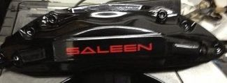 SALEEN 8 X Brake Caliper Hi-Temp Vinyl Decal Sticker ANY COLOR