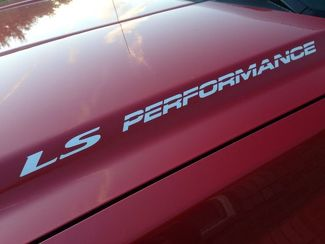 LS,LS3,LS6 PERFORMANCE Hood sticker decals For Chevy, GMC, Silverado, Sierra
