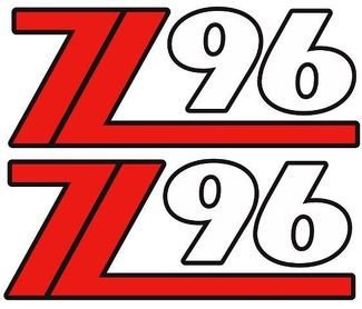NEW 4X4 OFFROAD Z96 DECAL STICKER EXTREME Silverado