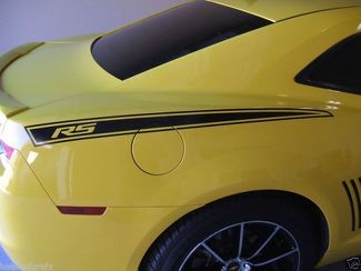 Quarter panel decal decals stripe stripes fits 2010-13 Camaro SS RS