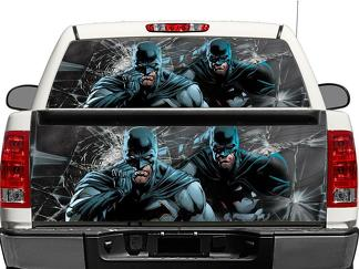 Batman DC Comics Rear Window OR tailgate Decal Sticker Pick-up Truck SUV Car