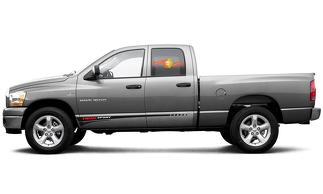 Dodge Ram 1500 Hemi Sport Graphics Side stripe Decal -