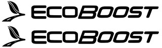 Ford F-150, Fusion, Taurus, Focus, Edge Ecoboost Deursticker Decals