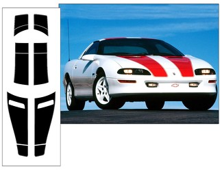 1993-97 CAMARO & Z28 COUPE RACING STRIPE - 30TH ANNIVERSARY