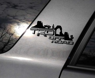 4Runner Arizona Decal, 4Runner Arizona Badge Decal, Toyota 4runner Decal, 4runner Pro Badge decal