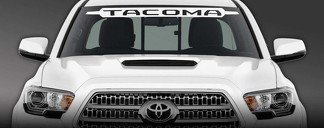 TOYOTA TACOMA WINDSHIELD DECAL 4x4 Suv Truck ORIGINAL FRONT GRILL EDITION