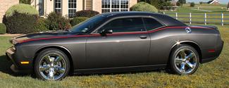 2008 & Up Dodge Challenger Nadelstreifen