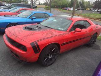 2008 & Up Dodge Challenger Front Fender