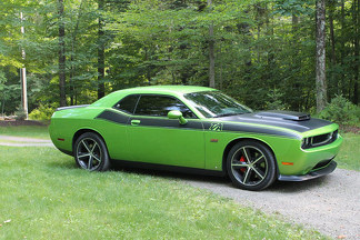 2008 & Up Dodge Challenger 1970