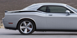 2008 & Up Challenger Rear Q.P.  Stinger Stripe Kits