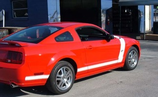 2005-2009 Ford Mustang Body Accent Stripe Kit