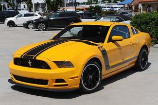 2013 Ford Mustang BOSS Hood & Stripe Kit