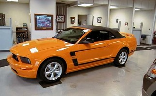2005-2009 Ford Mustang 1969 Boss 302 Style