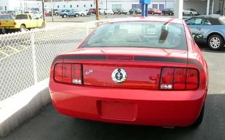 2005-2009 Ford Mustang Rear Trunk Stripe Kit