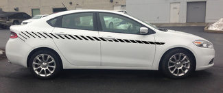 2013 & Up Dodge Dart Lower Bodyline Stripe Kit