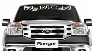 1950-2017 Ford Ranger Vinyl Windshield Body Decal Sticker New Custom 1PC 10 Colors