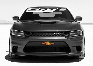 1950-2020 Dodge Mopar SRT Charger Hellcat Windshield Body Decal Challenger Viper SRT8 Daytona Speedway