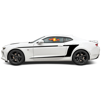 CHEVROLET CAMARO 2016-2018 SIDE ACCENT S-STRIPES