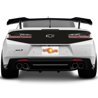 CHEVROLET CAMARO 2016-2018 REAR DECK & BUMPER BLACKOUT DECALS