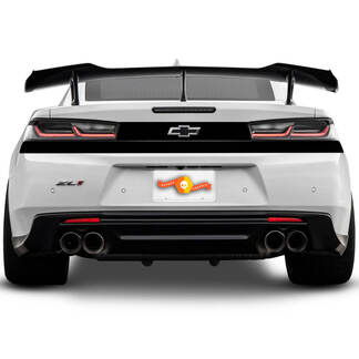 CHEVROLET CAMARO 2014-2015 REAR FASCIA BLACKOUT/HIGHLIGHT STRIPES