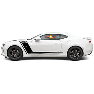 Chevrolet Camaro 2010- 2020 Side Accent Stripes