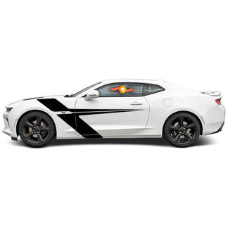 Chevrolet Camaro 2010-2020 Side Accent Sport Stripes