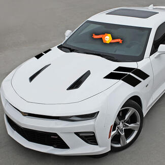 Chevrolet Camaro 2010- 2020 Fender Hash Side Accent Stripes
