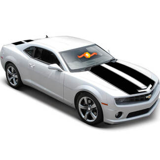 CHEVROLET CAMARO 2010-2015 RACING STRIPES BUMBLEBEE TRANSFORMERS