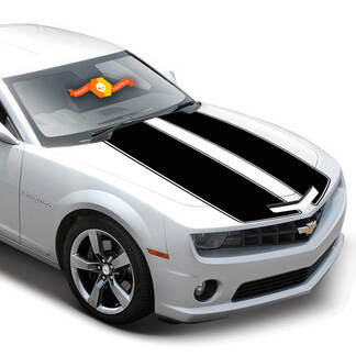 CHEVROLET CAMARO 2010 -2015 RACING STRIPES BUMBLEBEE TRANSFORMERS