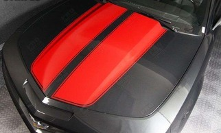 CHEVROLET CAMARO 2010-2015 CONVERTIBLE RALLY RACING STRIPES
