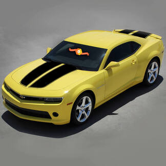 CHEVROLET CAMARO 2010-2015 CONVERTIBLE RALLY RACING VINYL STRIPES