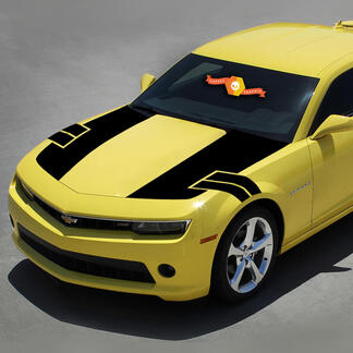 CHEVROLET CAMARO 2010-2015 CONVERTIBLE NS1 STYLE VINYL STRIPES