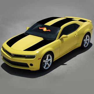 CHEVROLET CAMARO 2010-2015 BUMBLEBEE TRANSFORMERS RACING STRIPES